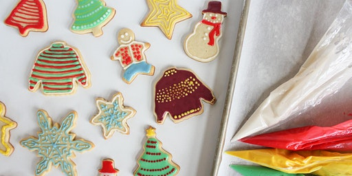 Kids in the Kitchen (Ages 8-12): Holiday Cookies