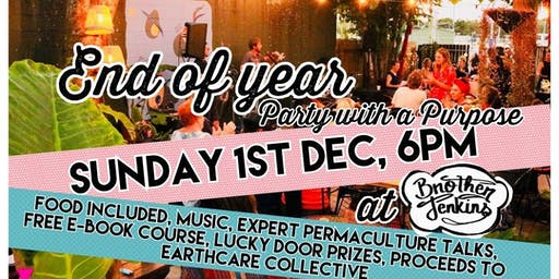 End of Year party with a purpose