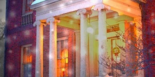 Open House: Ten Broeck Mansion Holiday House 2019