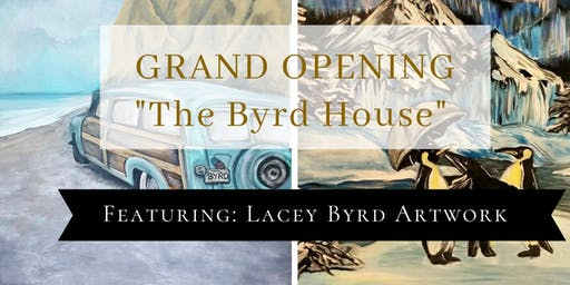 Grand Opening Of The Byrd House