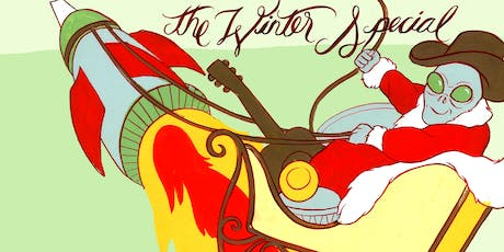 Cosmic Country Showcase: The Winter Special tickets