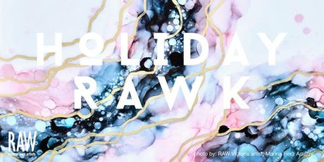 RAW SEATTLE PRESENTS : Holiday RAWk tickets