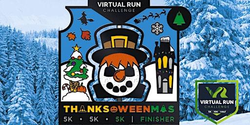 2019 - Thanks-Oween-Mas Virtual 5k Challenge - Santa Ana