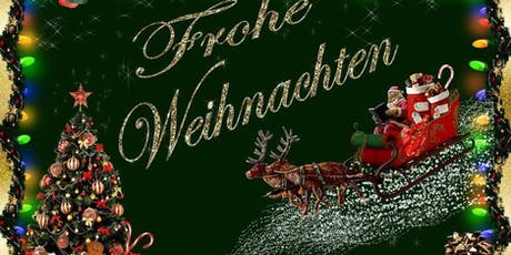 Christmas Party / Weihnachtsfeier tickets