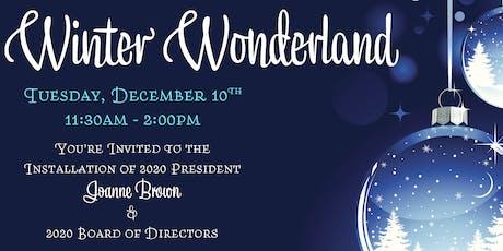 Winter Wonderland - 2020 Installation tickets