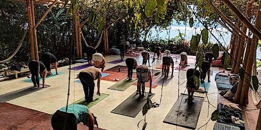 6 Days Yoga, Massage Holiday and Cultural Exchange Lake Atitlán, Guatemala