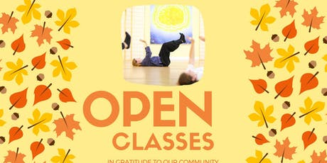 OPEN CLASS - Core Strengthening tickets
