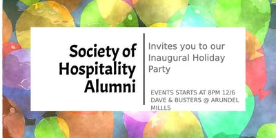 Society of Hospitality Alumni Holiday Mixer
