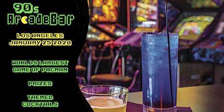90s Arcade Bar - LA tickets