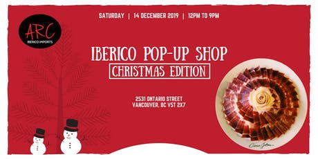 Iberico Pop-Up Shop: Christmas Edition tickets