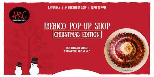 Iberico Pop-Up Shop: Christmas Edition