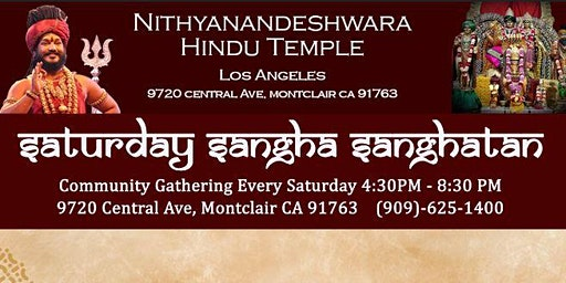 Saturday Sangha Sanghatan:  Spiritual Community Gathering Every Saturday