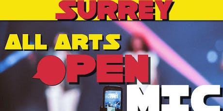Desi Open Mic Vol 12 (Surrey - Vancouver) tickets