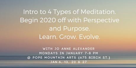 Intro to Meditation 2020 tickets