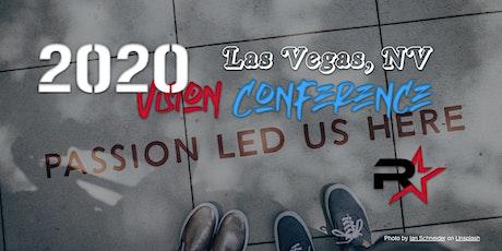 Rockstar 2020 Vision Event tickets