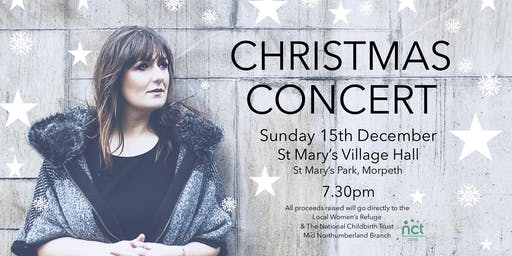 Anna Corcoran: Christmas Charity Concert