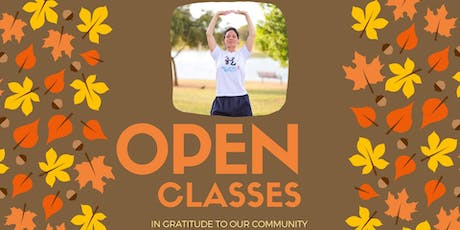 OPEN CLASS - Seattle Tai Chi / Kigong tickets