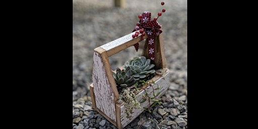 Sips & Succulents at Springfield Manor 12/14