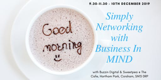 Simply Networking with Business in MIND