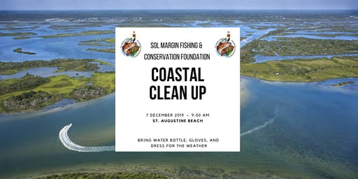 Coastal Clean-up: St. Augustine Beach