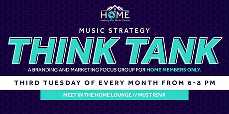 Music Strategy Think Tank tickets