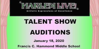Harlem Live! Artistic Expression of Excellence