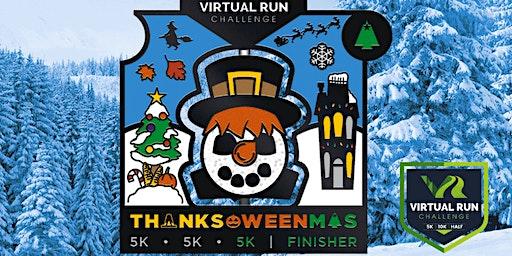 2019 - Thanks-Oween-Mas Virtual 5k Challenge - Long Beach