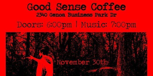November 30th at Good Sense Coffee
