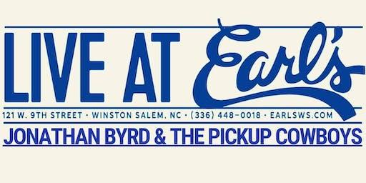 Jonathan Byrd & The Pickup Cowboys Live at Earl's