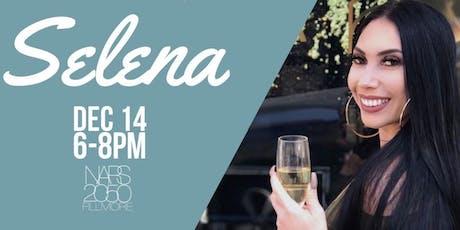 Selena's Holiday Beauty Event tickets