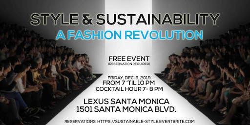 Style & Sustainability: A Fashion Revolution