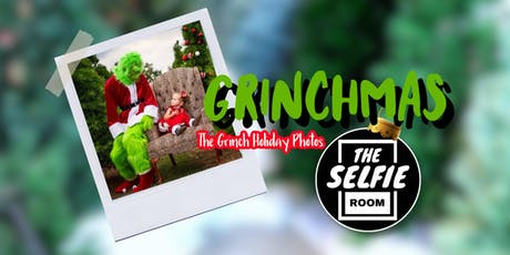 Grinchmas at The Selfie Room tickets