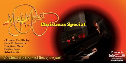 Marji Mozart Christmas Special