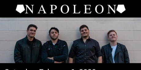 Napolean, Lakehouse, Late Kings, Sweater Puppies tickets