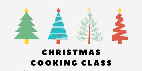 Christmas Cooking Class tickets