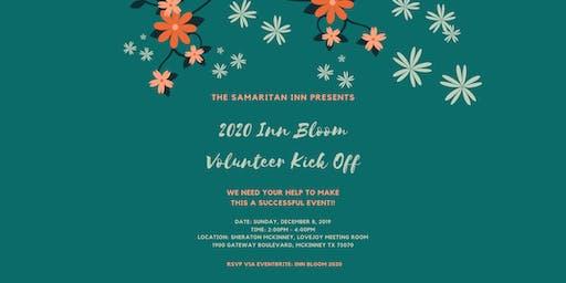 The Samaritan Inn - Inn Bloom Luncheon Volunteer Kickoff