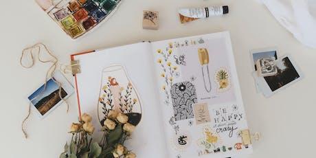 Art Journaling tickets