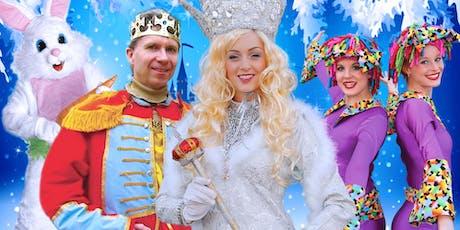 Snow Queen's Aussie Freezing Show tickets