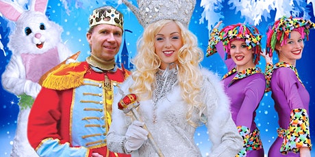 Snow Queen's Aussie Freezing Show tickets