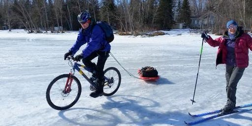 Alpine Club of Canada - MB Section - March 6-9, 2020 - Mantario Cabin Ski Trip