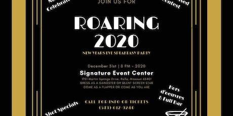 Roaring 2020- New Years Speakeasy tickets