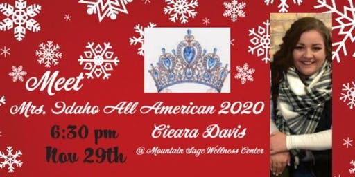 Meet Mrs.Idaho All American 2020