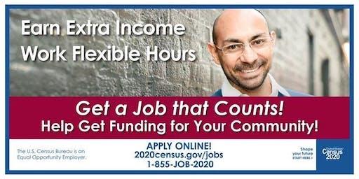 Job Fair-2020 Census