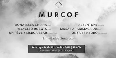 Murcof en Oaxaca