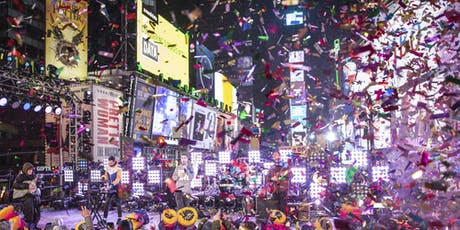 TSQ BRASSERIE TIME SQ NEW YEARS EVE PARTY 2020 tickets