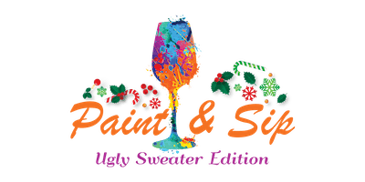 Paint and Sip: Ugly Sweater Edition