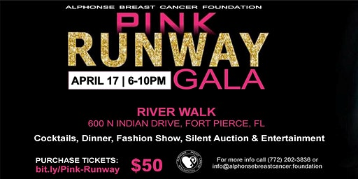 Pink Runway Gala