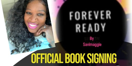 forever ready book signing