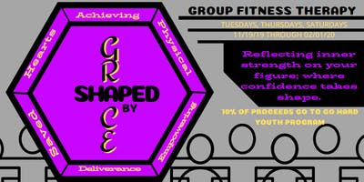 SHAPED -GROUP FITNESS THERAPY