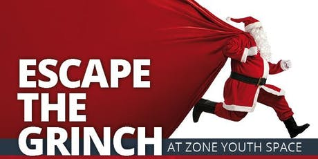 Escape the Grinch tickets